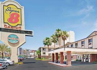 エリス アイランド ホテル スーパー 8 ラスベガス 写真