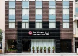 ベストウエスタン プラス コパカバーナ デザイン ホテル