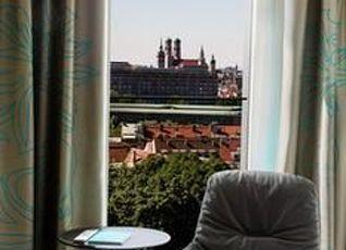 モーテル ワン ミュンヘン ドイチェス ムジウム 写真