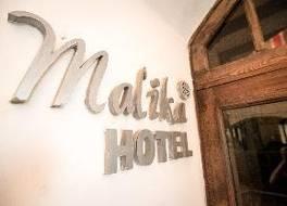 ブハラのホテル