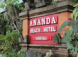 アナンダ ビーチ ホテル 写真