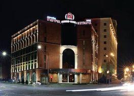 エレヴァンのホテル
