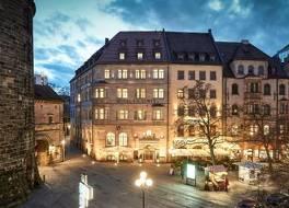 ホテル ビクトリア ニュルンベルク