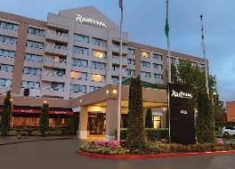 ラディソン ホテル シアトル エアポート