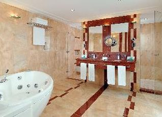 ウェスティン ザグレブ ホテル 写真