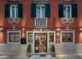 ロヴィニのホテル