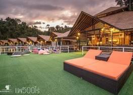 500 ライ カオ ソック フローティング リゾート 写真