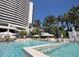 ブロードビーチのホテル