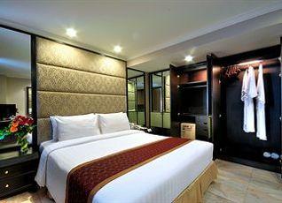 グランド プレジデンド ホテル バンコク 写真