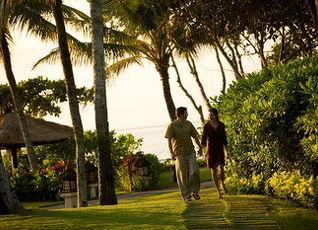 インターコンチネンタル バリ リゾート 写真