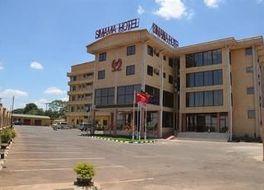 シママ ホテル