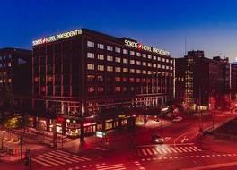 オリジナル ソコス ホテル プレジデンティ ヘルシンキ 写真