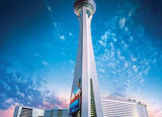 ストラトスフィア ホテル カジノ&タワー BW プレミア コレクション 写真