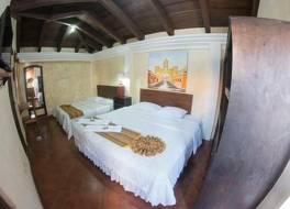 Hotel y Galeria Uxlabil Antigua