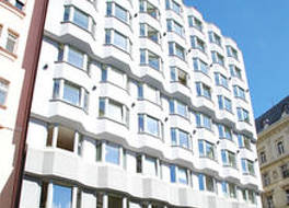 メドズ ホテル 写真