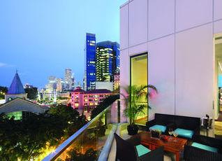 パーク レジス シンガポール 写真