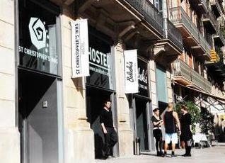 ホステル セント クリストファーズ バルセロナ 写真