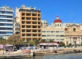 スリーマ マリーナ ホテル 写真