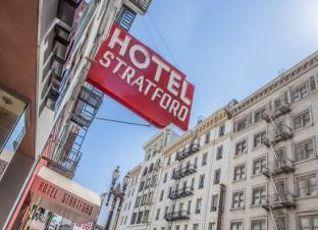 ホテル ストラトフォード 写真
