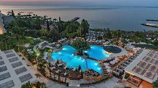 メディタラニアン ビーチ ホテル