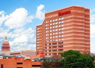 シェラトン オースティン ホテル アット ザ キャピトル 写真