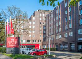 クラウン プラザ ホテル ハンブルク シティ アルスター 写真