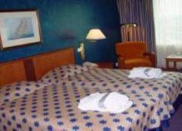 ラディソン ブル スカイ ホテル タリン 写真