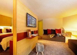 ホテル  メルキュール シャモニー センター 写真