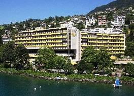 ホテル ロイヤル プラザ モントルー