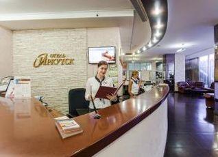 イルクツスク ホテル 写真