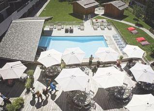 ホテル ル レフュージ デ ゼイグロン 写真