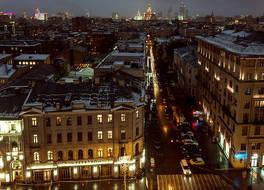 インターコンチネンタル モスクワ トヴェルスカヤ 写真