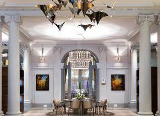 パリ マリオット オペラ アンバサダー ホテル 写真