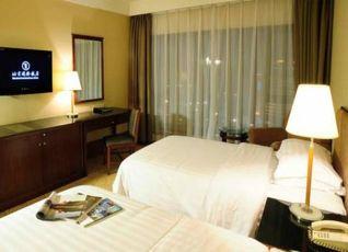 北京 インターナショナル ホテル 写真