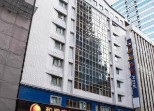 サンライズ ビジネス ホテル タイペイ ステーション 写真