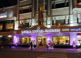 ロイヤル ホテル サイゴン 写真