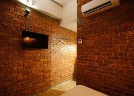 ブリック ボックス ホテル 写真