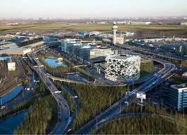 ヒルトン アムステルダム スキポール エアポート 写真