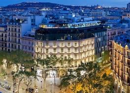 コンデス デ バルセロナ ホテル 写真