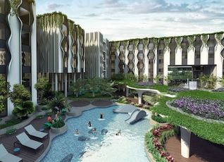 ビレッジ ホテル セントーサ バイ ファー イースト ホスピタリティ 写真