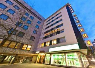 ノヴム ホテル リーカー シュットガルト ハウプトバーンホフ 写真