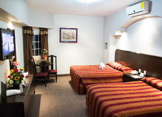 ホテル プリンシパード ティファナ ゾナ アエロプエルト 写真