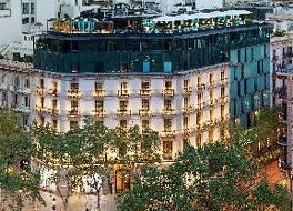 コンデス デ バルセロナ ホテル