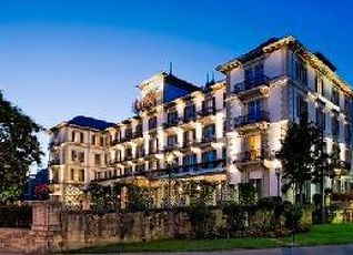 グランド ホテル ドゥ ラック 写真
