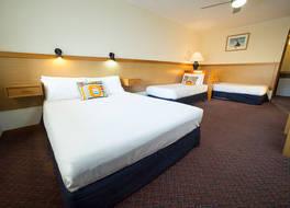 オーロラ オゾン ホテル 写真