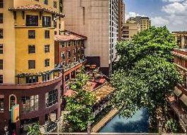 サンアントニオのホテル