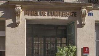 ホテル デ ルニヴェシテ