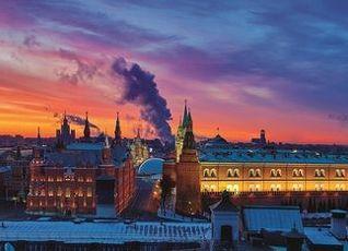 ザ リッツ カールトン モスクワ 写真