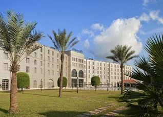 Hilton Malabo 写真