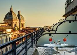 ローマのホテル